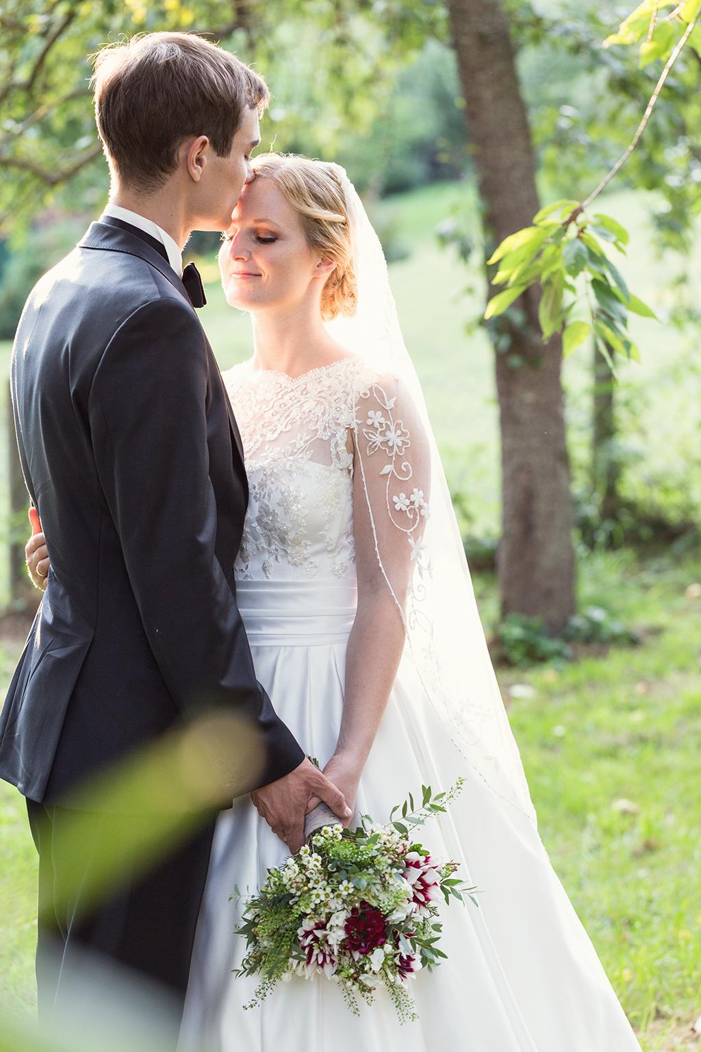 Hochzeit Brakel Paderborn Hochzeitsfotograf Fotograf Fotografin Garten Hochzeitsfotos - Diana Jill Fotografie