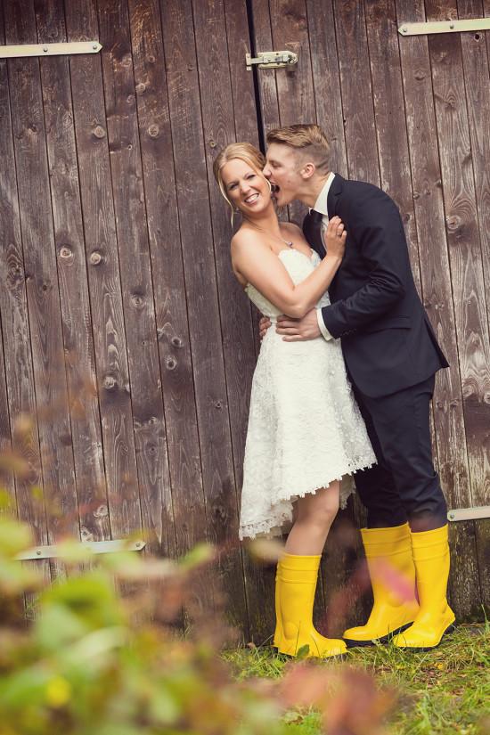 Hochzeit Brilon Paderborn Hochzeitsfotograf Fotograf Fotografin Gummistiefel Hochzeitsfotos - Diana Jill Fotografie