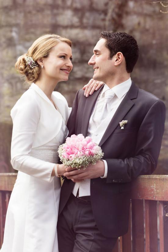 Irina Andreas Glück Natur Brücke Paar Hochzeit Wedding Shooting - Diana Jill Fotografie Fotograf Paderborn Salzkotten