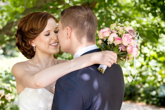 Irina Vitali Hochzeitspaar Hochzeit Shooting Schloss Neuhaus Park - Diana Jill Fotograf Paderborn Fotograf
