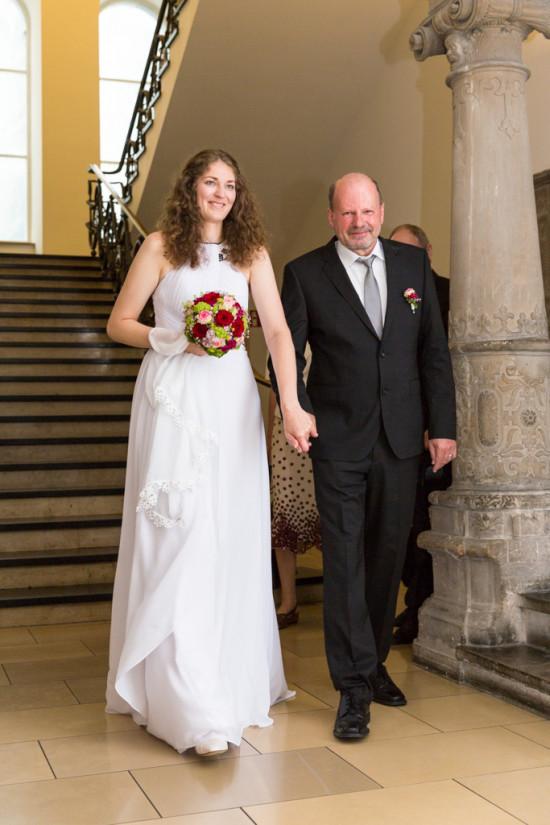 Iva Berthold Hochzeit Rathaus Trauung Standesamt Paderborn Hochzeitsfotograf - Diana Jill Fotografie