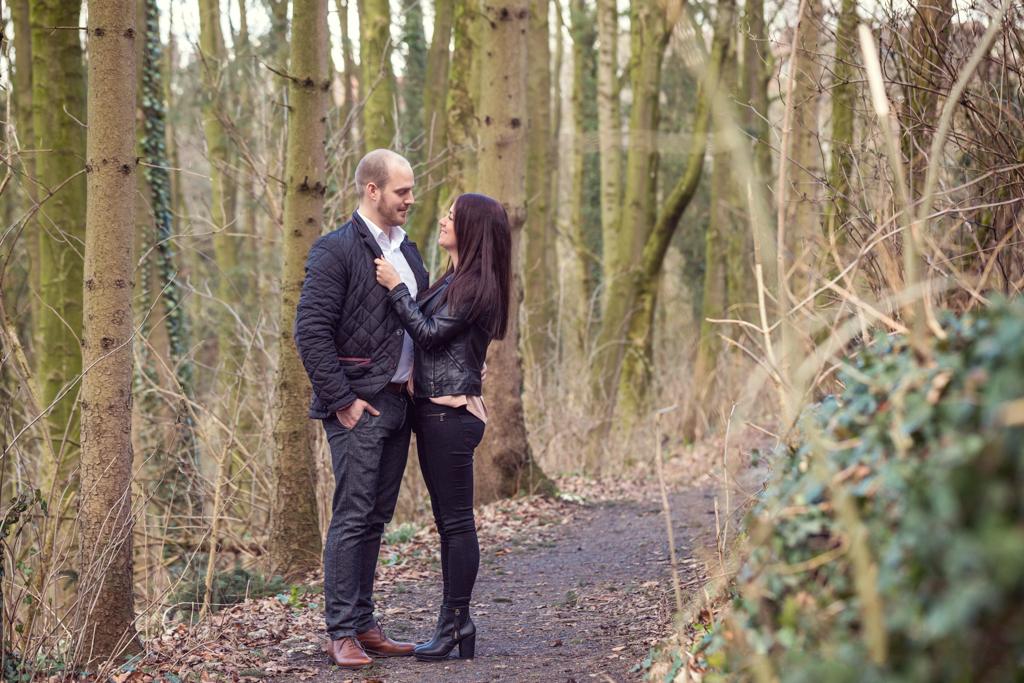 Paar Paarshooting Verlobung Fotograf Paderborn Oelde Stromberg Harsewinkel - Diana Jill Fotografie