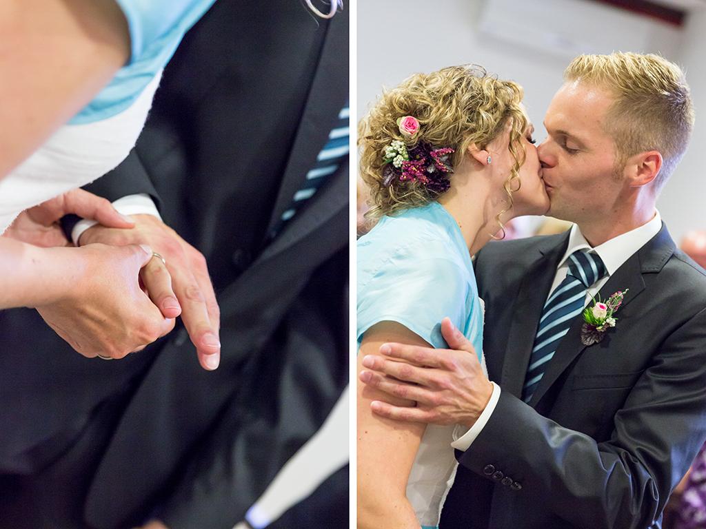 Hochzeitsfotograf Hochzeit Borchen Nordborchen Mallinckrodthof Fotograf Paderborn Trauung Standesamt Kuss Ringtausch
