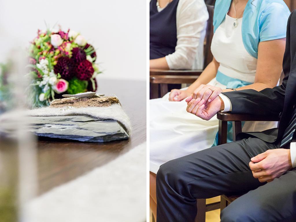 Hochzeitsfotograf Hochzeit Borchen Nordborchen Mallinckrodthof Fotograf Paderborn Trauung Standesamt Ringe Strauß - Diana Jill Fotografie