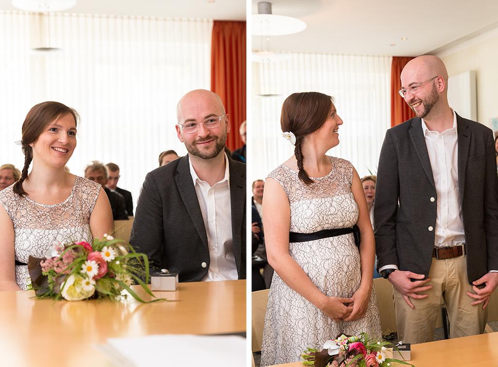 Hochzeit Standesamt Trauung Ja Eheschließung Hochzeitsfotograf Fotograf Gütersloh Paderborn - Diana Jill Fotografie