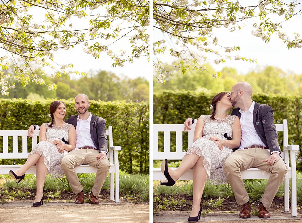 Trauung Hochzeit Botanischer Garten Gütersloh Hochzeitsfotograf Paderborn Harsewinkel - Diana Jill Fotografie