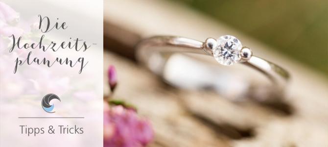 Endlich verlobt – aber was nun?